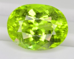 7.10 CT NATURAL BEAUTIFUL PERIDOT GEMSTONE