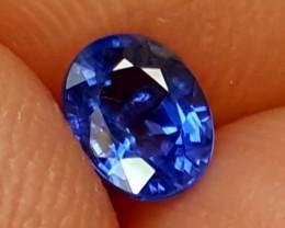 0.60 Crt BEAUTIFUL BLUE SAPPHIRE  Gemstone   j-33
