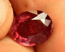 9.15 Carat Fiery Ruby - Beautiful