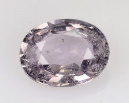 2.33 Cts Natural CCorundum White SapphireOval