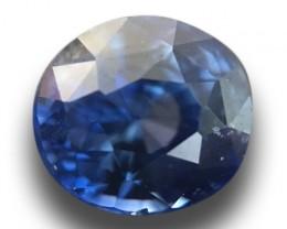 Natural Blue sapphire |Certified | Loose Gemstone | Sri Lanka - New