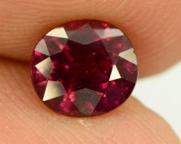 NR~ 1.60 ct Natural Red Rhodolite Garnet