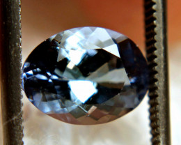 1.88 Ct. African VVS/VS Tanzanite - Gorgeous