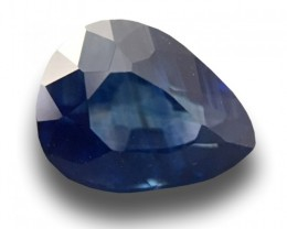 Natural Blue Sapphire |Certified | Loose Gemstone | Sri Lanka - New