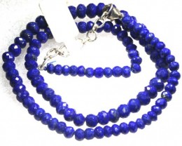 190CTS BLUE LAPIS BEADS  PG-2195