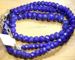 188CTS BLUE LAPIS BEADS  PG-2196