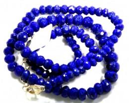 135CTS BLUE LAPIS BEADS  PG-2197