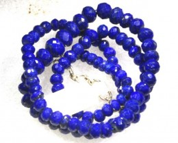 144CTS BLUE LAPIS BEADS  PG-2198