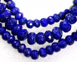 118CTS BLUE LAPIS BEADS  PG-2200