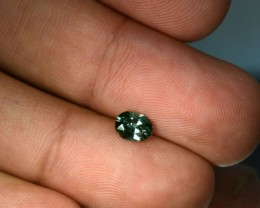 ~OVAL  CUT~ 0.68 Cts Natural Color Change Garnet GREEN - RED Tanzania