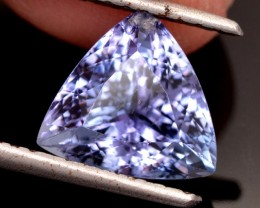 4.21cts Natural Tanzanite (Zoisite) (HH6)