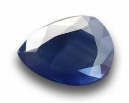 Natural Deep Blue sapphire |Loose Gemstone|New Certified| Sri Lanka