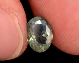 1.281cts Alexandrite - Color Change Chrysoberyl (HH4)