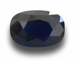 Natural Dark Royal Blue sapphire |Loose Gemstone|Certified| Sri Lanka