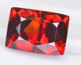 5.65  CT NATURAL HESSONITE GARNET GEMSTONE
