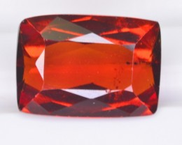 4.85 CT NATURAL HESSONITE GARNET GEMSTONE