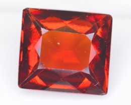 4.40 CT NATURAL HESSONITE GARNET GEMSTONE