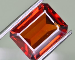 6 CT NATURAL HESSONITE GARNET GEMSTONE