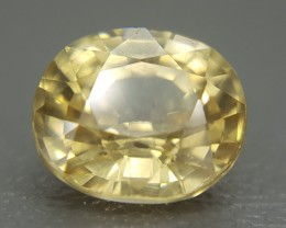 1.60 Crt Natural Zircon Faceted Gemstone (R 37)