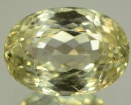 29 ct Greenish Spodumene Gemstone