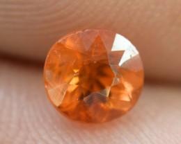 0.35 cts Rare Triplite Loose Gemstone