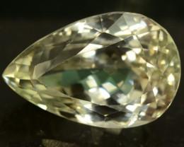 23 ct Greenish Spodumene Gemstone