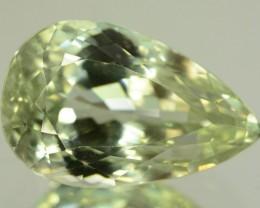 22 ct Greenish Spodumene Gemstone