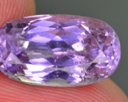7.35 CT NATURAL KUNZITE GEMSTONE