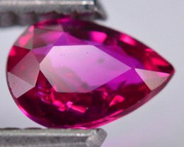 GiL Certified Unheated 0.61 ct Natural Ruby SKU.2