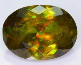 2.53 ct Sphene Color Change SKU.1