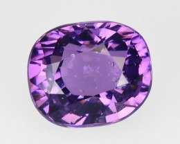 ~LOVELY~ 2.27 Cts Natural Top Purple Spinel Oval Mogok - Burmese