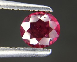 .65 Ct Mozambique Untreated Ruby Awesome Color & Luster Gemstone A17