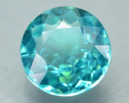 GiL Certified 0.99 ct Natural Apatite from Nigeria