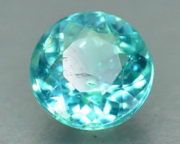 GiL Certified 0.89 ct Natural Apatite from Nigeria