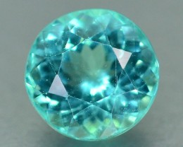 GiL Certified 0.95 ct Natural Apatite from Nigeria