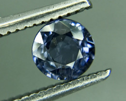 0.40'CT NATURAL BLUE SPINEL HIGH QUALITY GEMSTONE S15