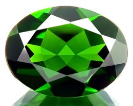 TOP NATURAL CHROME DIOPSIDE 1,64CT..IF