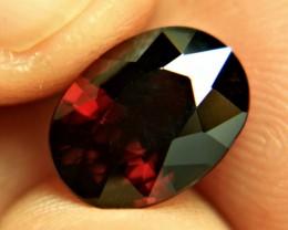 6.07 Carat Fiery VVS Spessartite Garnet - Gorgeous