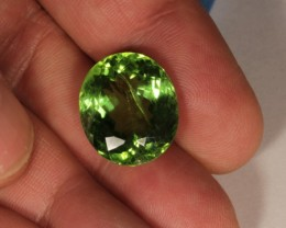 17.35 Ct. Peridot from Supat Pakistan.