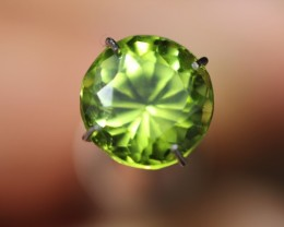 2.85 ct Peridot from Supat Pakistan.