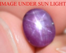 3.60 Carats Star Ruby Beautiful Natural Unheated & Untreated