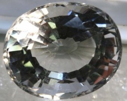 16 CTS FACETED CRYSTAL QUARTZ NATURAL AS-574