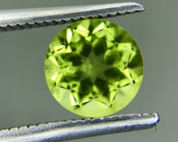1.45 CT NATURAL GREEN PERIDOT HIGH QUALITY GEMSTONE S17