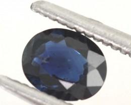 0.55 CTS AUSTRALIAN BLUE SAPPHIRE GEMSTONE TBM-1251