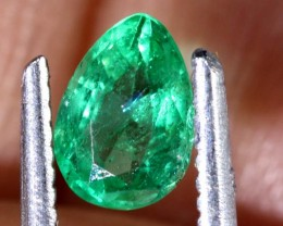 0.52 CTS CERTIFIED EMERALD GEMSTONE TBM-1265