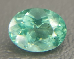 0.80 Crt Natural Apatite Faceted Gemstone (R 40)