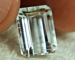 8.5 Carat VS/SI Brazilian Aquamarine - Gorgeous