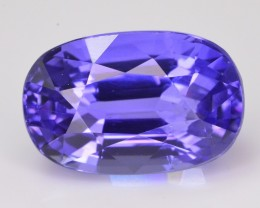 3.05 CT TOP CLASS AND TOP LUSTER TANZANITE ~ JEWELLERY