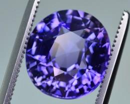 4.20 CT Next Bid Win Brilliant Quality Natural Tanzanite ~ Jewelery