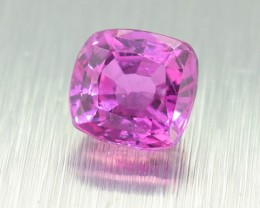 Unheated Ceylon Pink Sapphire 0.75 Ct. Will look Amazing a Ring! (00682)